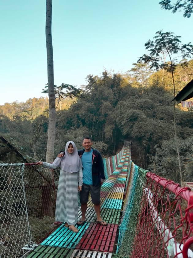 Jembatan Gantung Slukatan