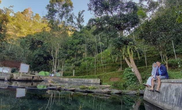 Mata Air Mudal adalah salah satu wisata terdekat dengan homestay kami