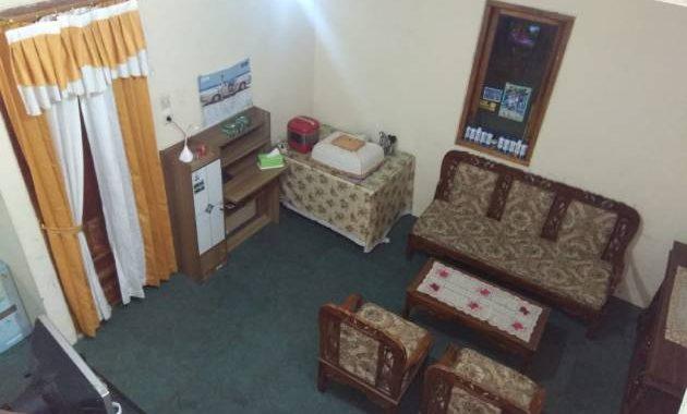 ruang tamu atau keluarga