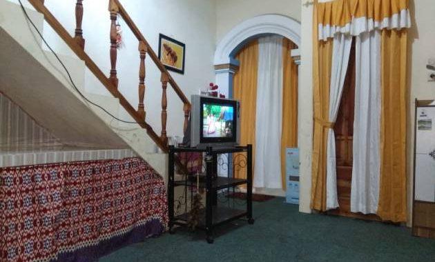 Ruangan Homestay Backpacker
