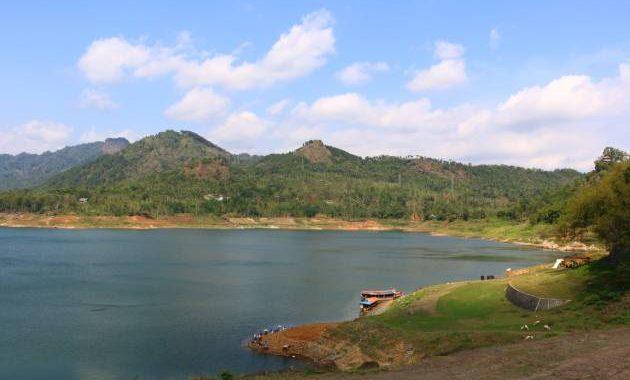 wisata alam, Wonosobo