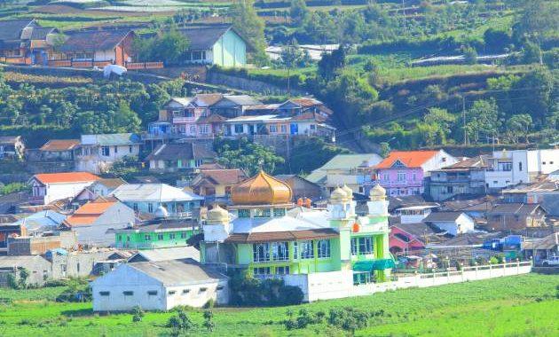 Desa Dieng Wetan