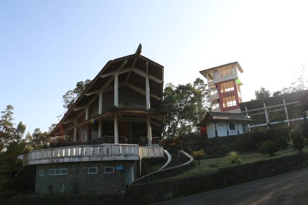 Dieng Plateau Theater