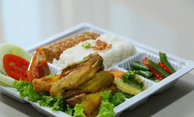 catering Dieng nasi ayam