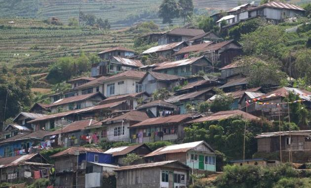 Desa Tieng, Kejajar