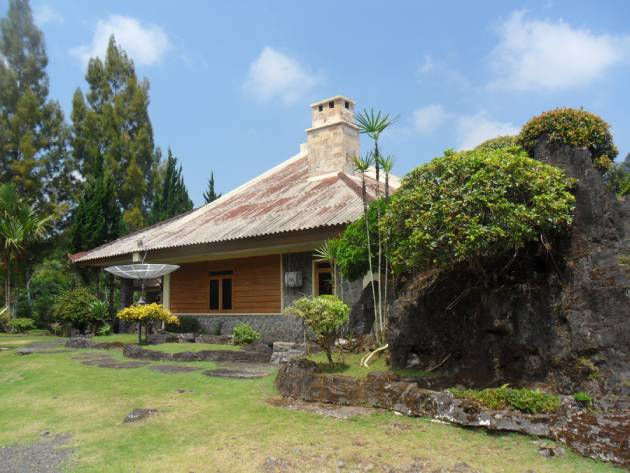 11 Homestay dan Villa murah di Wonosobo